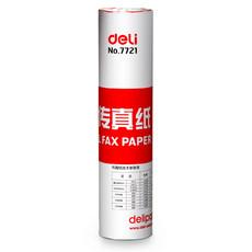 亚博足球app下载7721 全进口铜版纸 经济型热敏传真纸(白) 热敏感度好