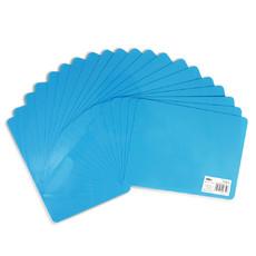 亚博足球app下载9352书写垫板/A5复写板/塑料垫板(198*148mm)