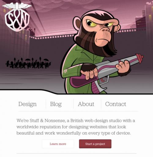 行业关注:2014年网站设计的10个趋势
