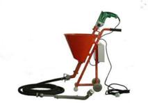 SL-700水泥砂浆喷涂灌浆机