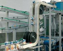 Flexlink柔性输送系统--饮料夹瓶线