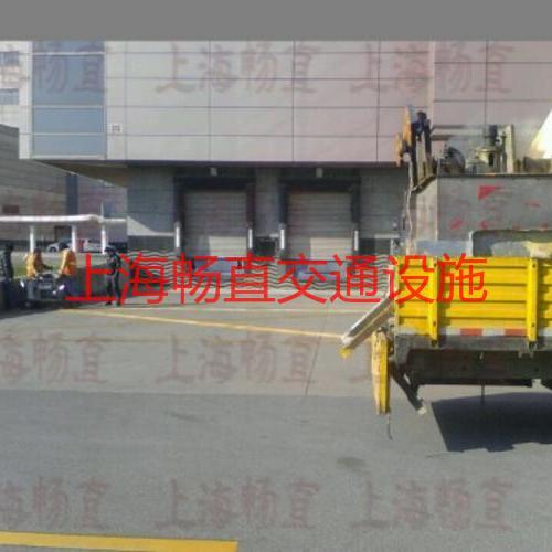 厂区里车位划线  热熔车位线 道路出入口标线 道路交通线