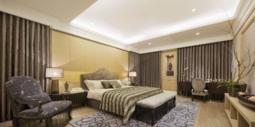 欧式风格卧室_折衷主义式卧室