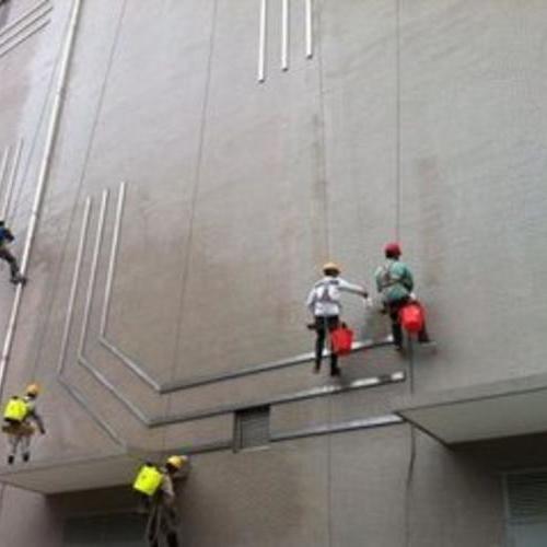 外墙防水施工