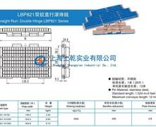 LBP821双铰直行滚珠链