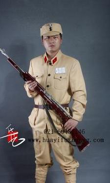 军队服装375