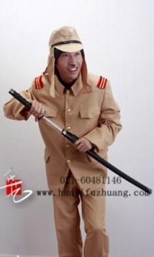 军队服装380