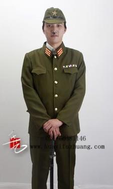 军队服装377
