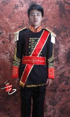 军队服装379