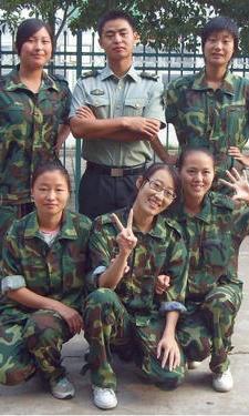 军队服装397