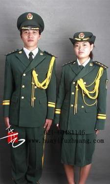 军队服装378
