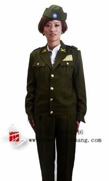军队服装392
