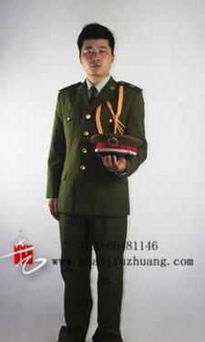 军队服装371
