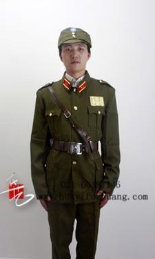 军队服装376