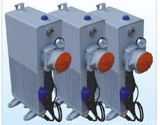 XY水泥攪拌車冷卻器