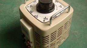 接触调压器
