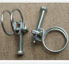 钢丝卡箍 双钢丝喉箍