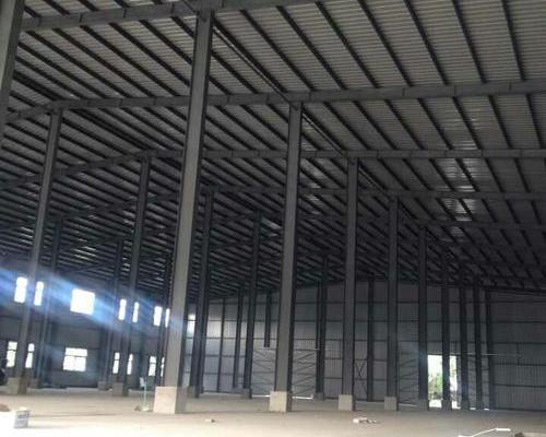 弘安钢结构厂房建造