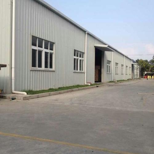 钢结构厂房建造