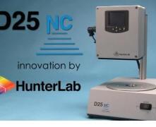 HunterLab D25NC 非接触式旋转色差仪 测色仪