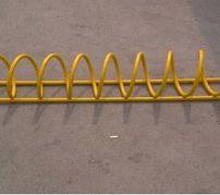 圆笼型自行车停放架