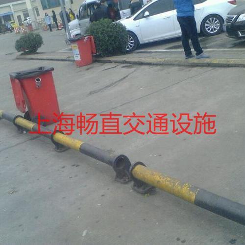 太仓大货车挡车杆 货车挡车器 挡轮杆 车位钢管档杆 车位后档杆