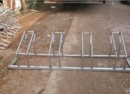 高低型自行车架