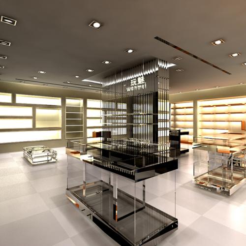 专卖店空间设计