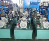 液压系统出厂调试合格