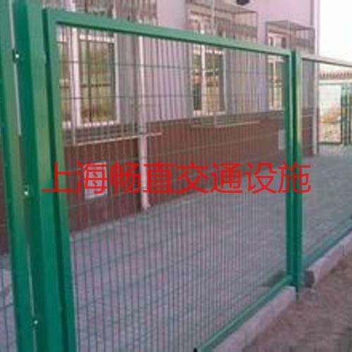 上海围栏网 防护隔离网 工厂车间护栏网 围栏网片 厂区防护网