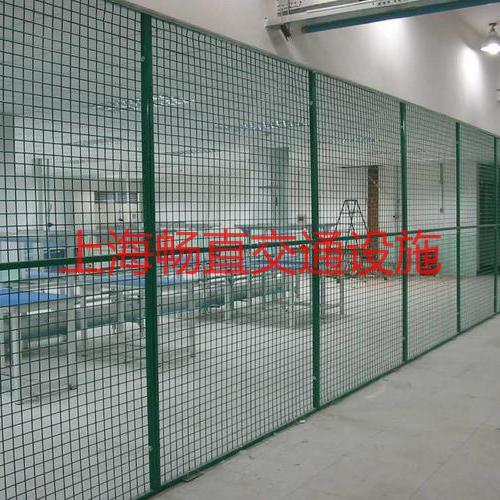 上海车间隔离网 仓库隔离护栏网 厂区防护围栏网 仓储围栏网
