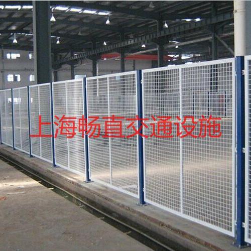 上海车间隔离护栏网 铁丝网 仓库隔离网片 车间防护围栏网