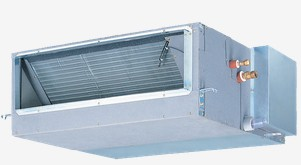 天花板内置风管机(高静压型) RPI高静压系列