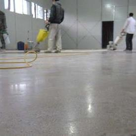 地面密封固化地坪