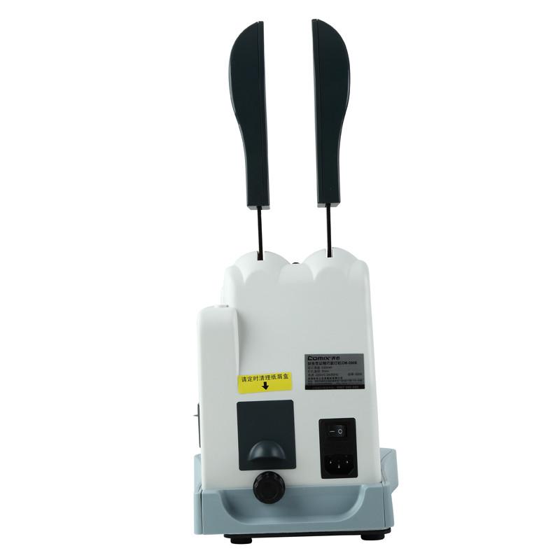 亚博yabo88下载 CM-3006 精巧财务凭证装订机 打孔30mm