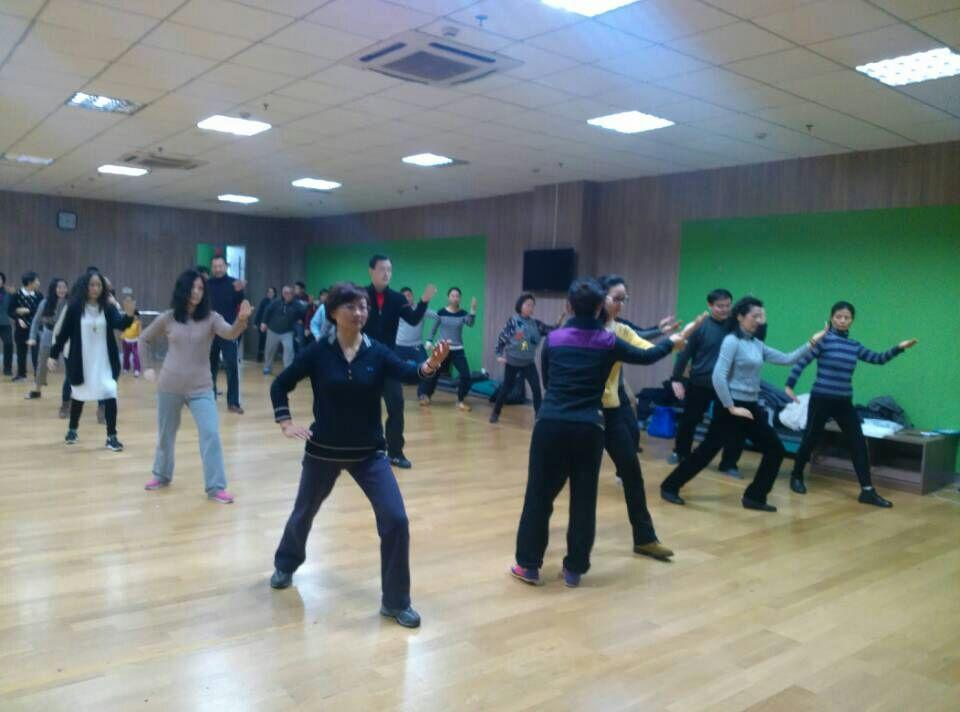 上海太极拳养生健身培训