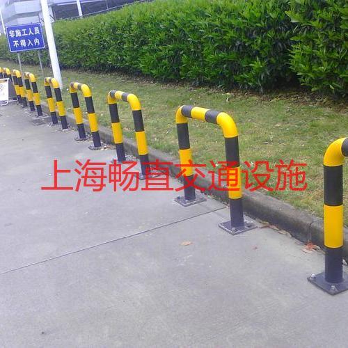 U型防撞杆 上海车间防撞杆 防撞护栏杆 防护栏杆防撞保护栏杆