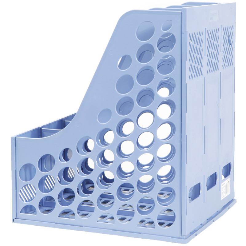 亚博yabo88下载 B2173 经济型资料架/文件框 三格