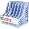亚博yabo88下载 B2176 资料架/文件框文件栏 六格