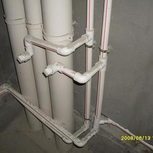 室内自来水管道安装工程