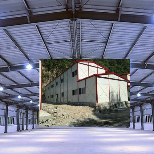钢结构 厂房系列