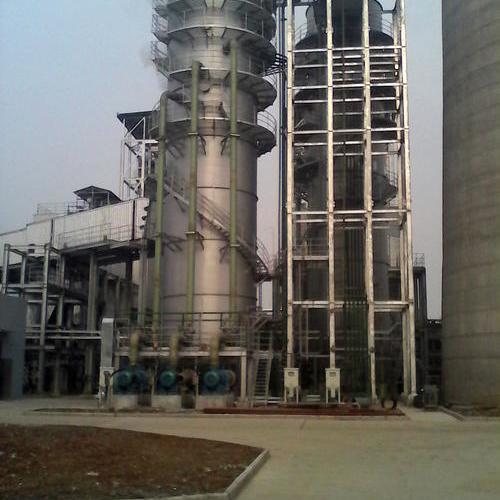 扬州化工园区3*220t/h高压水煤浆锅炉烟气腾讯分分彩工程