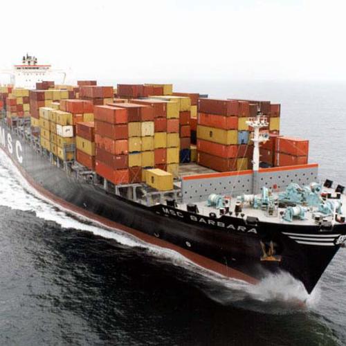 集装箱货物运输