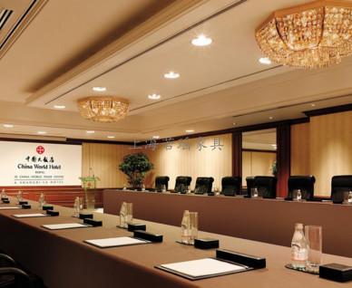 酒店会议室设施配套方案