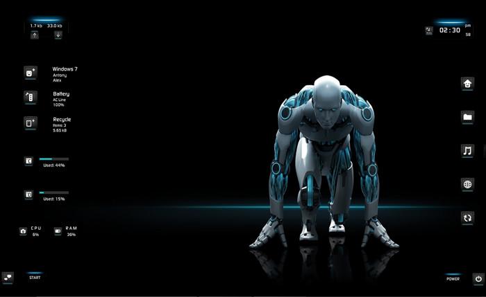 从RoboEarth看机器人互联网和机器进化
