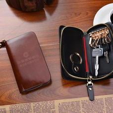 小牛皮钥匙包