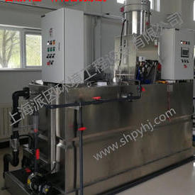 PAM絮凝剂制备装置