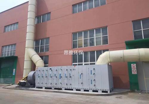 杭州活性炭吸附治理项目