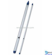 一次性貝勒管 1000mL,尺寸:945mm×40mm;24支/盒;02.009.PVC1L