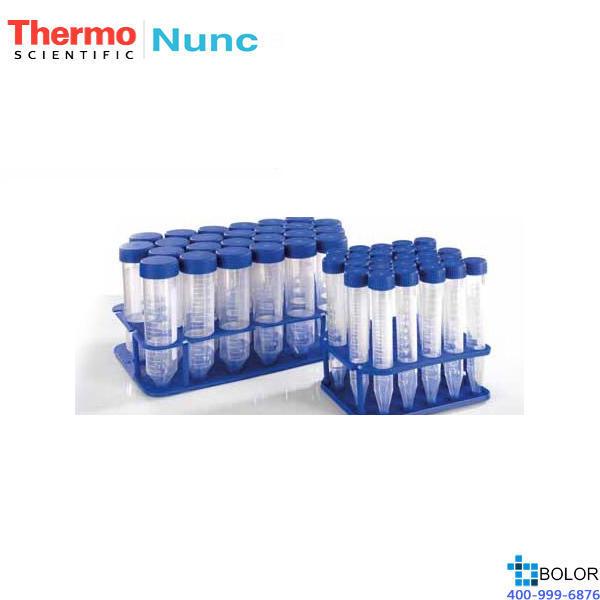 可容纳64个管的微量离心管盒,聚碳酸酯,试管容量1.5ml  NUNC  5055-5015
